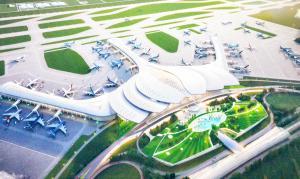Năm 2020: Khởi công dự án Cảng hàng không quốc tế Long Thành